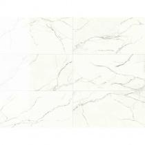 NOVABELL Imperial Statuario - Керамогранитная плитка универсальная, наружная, белая, 60x120 см 322235