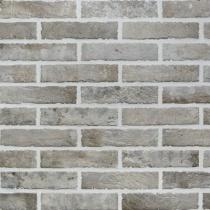 RONDINE Tribeca J85884 Mud - Керамогранитная плитка универсальная, серая, 6x25 см 511946