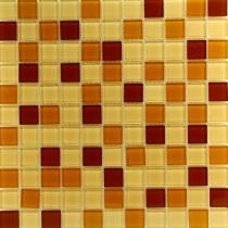 KOTTO GM 4012 C3  мозаика стеклянная 30х30 см GM4012C3