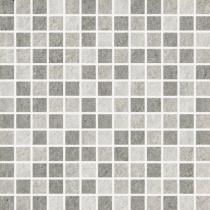 VIVES Bunker Mosaico Multicolor - Мозаика керамогранитная универсальная, серая, 30x30 см BUMM300