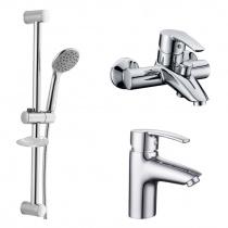 IMPRESE HORAK - набор смесителей для ванны 0510170670