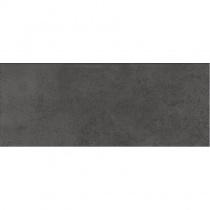 CERAMIKA KONSKIE Amsterdam Graphite - Керамическая плитка настенная, серая, 20x50 см 5905957074157