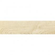 DOMINO CERAMIKA Wood Oak White STR - Керамогранитная плитка напольная, бежевая, 14,8x59,8 см  5900199154346