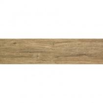 DOMINO CERAMIKA Wood Walnut Brown STR - Керамогранитная плитка напольная, коричневая, 14,8x59,8 см  5900199154438