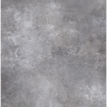 CERAMIKA SANTA CLAUS Cemento Berlin poler - Керамогранитная плитка напольная, серая, 60х60 см 673040