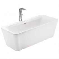 VOLLE ванна акриловая отдельностоящая 180х80х62мм, белая