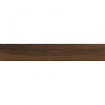 SETTECENTO My Home Olmo - Керамогранитная плитка напольная, коричневая, 15,7х97 см 346727