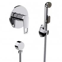 VOLLE BENITA смеситель скрытого монтажа с гигиеническим душем 15175200