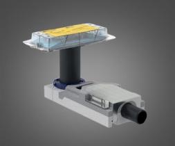 GEBERIT CleanLine корпус дренажного канала, монтажная высота 90-200 мм 154.150.00.1