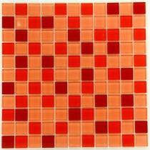 KOTTO GM 4005 C3  мозаика стеклянная 30х30 см GM4005C3