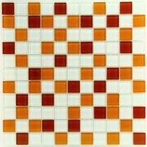 KOTTO GM 4013 C3  мозаика стеклянная 30х30 см GM4013C3