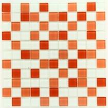 Распродажа!  KOTTO GM 4028 C3  мозаика стеклянная 30х30 см GM4028C3