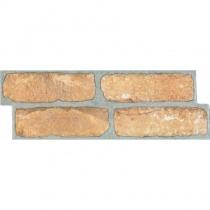 MONOPOLE Castillo Sagunto - Керамогранитная плитка универсальная, наружная, коричневая, 147x442 мм 239421