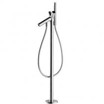 AXOR Starck - Смеситель для ванны, c двумя рукоятками, напольный 10458000