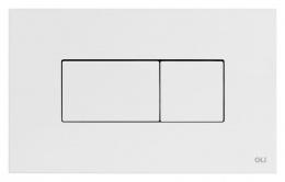 OLIVEIRA OLI KARISMA - Клавиша смыва, белая 641001
