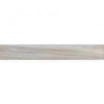 RONDINE Naturalia J84449 Ash - Керамогранитная плитка универсальная, серая, 15x100 см 505749