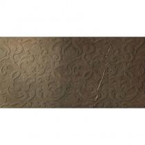 ATLAS CONCORDE Marvel Bronze Broccato - Декор керамогранитный универсальный, наружный, коричневый, 29,5х59 см 5N39