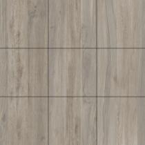 CERROL Nobile Dab - Керамогранитная плитка напольная, наружная, коричневая, 33,3х33,3 см 510645