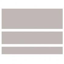 DOMINO Concept Grey Gloss CC10R - Керамическая плитка настенная, серая, (20)(12,4)(7,4)х60 см 524037