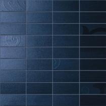 ATLAS CONCORDE Sublime Sea Mosaic Damask - Мозаика керамическая настенная, синяя, 20х20 см 2SAA