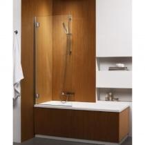 RADAWAY Carena PNJ L - Шторка для ванной, левая, стекло коричневое, 70х150 см 202101-108L