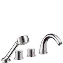 AXOR Starck - Смеситель для ванны, на 4 отверстия, монтажна плитку, 10466000