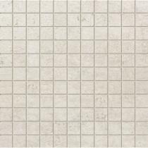 DOMINO CERAMIKA Gris szary/grey - Мозаика керамическая настенная, серая, 30x30 см 5900199128422