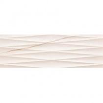 SUPERGRES Purity of Marble PLWS Lasa Strut. Net - Керамическая плитка настенная, бежевая, 30,5х91,5 см 526462