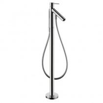 AXOR Starck - Смеситель для ванны, однорычажный, напольный 10456000