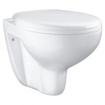 Унитаз безободковый Grohe Bau Ceramic с крышкой soft-close 39427+39493