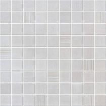 ATLAS CONCORDE Sublime Silver Mosaic Square - Мозаика керамическая настенная, серая, 20х20 см 2SSL