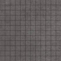 VIVES Ruhr Mosaico Plomo - Мозаика керамогранитная универсальная, серая, 30x30 см RUMP300
