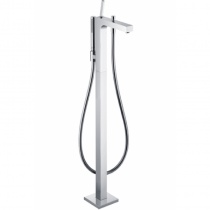 AXOR Citterio - Напольный смеситель для ванны, однорычажный 39451000