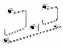 Grohe EX Essentials Cube 40778001 набор аксесуаров Master 4 в 1
