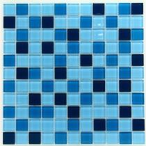 KOTTO GM 4020 C3  мозаика стеклянная 30х30 см GM4020C3
