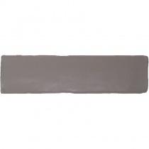 MONOPOLE Heritage Tabaco - Керамическая плитка настенная, серая, 7,7x28,5 см 289322