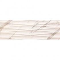 SUPERGRES Purity of Marble PCWS Calacatta Strut. Net - Керамическая плитка настенная, бежевая, 30,5х91,5 см 526465