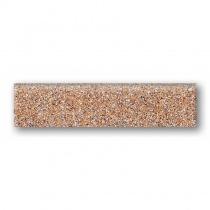 TUBADZIN Tartan 6 - Плинтус керамогранитный, коричневый, 33,3x8 см 5907602108071