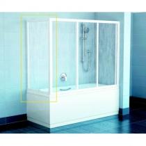 RAVAK APSV-75 - Не подвижная стенка для ванны, 75х137 см APSV-75