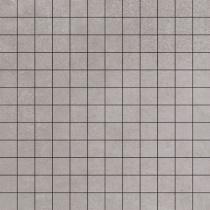 VIVES Ruhr Mosaico Cemento - Мозаика керамогранитная универсальная, серая, 30x30 см RUMCE300