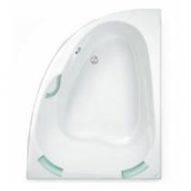 TEIKO SPINELL - Угловая акриловая ванна 160x125 Spinell-160x125