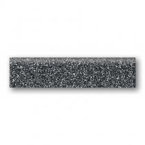 TUBADZIN Tartan 5 - Плинтус керамогранитный, черный, 33,3x8 см 5907602108064