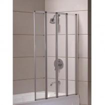 EGER Шторка для ванны 89х140 см 599-110