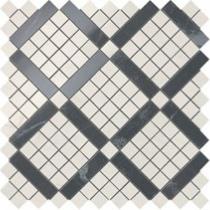 ATLAS CONCORDE Marvel PRO 9MVF Cremo Mix - Мозаика керамическая настенная, бежевая, 30,5х30,5 см 511027