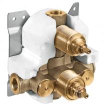 FIR Скрытая часть термостатического смесителя с запорным клапаном 05.2447.0.05.00