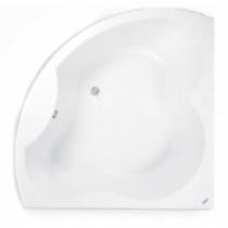 TEIKO DIAMANT - Угловая акриловая ванна 148x148 Diamant-148x148