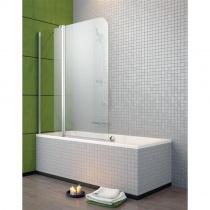 RADAWAY EOS II PND - Шторка для ванны 130 см L, хром/прозрачный 206213-01L