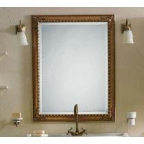 LABOR LEGNO MARRIOT - Зеркало, бронза-золото, 74x97 см MB070
