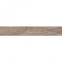 RONDINE Naturalia J84453 Nut - Керамогранитная плитка универсальная, коричневая, 15x100 см 505745