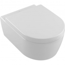 Унитаз Villeroy & Boch Avento Direct Flush 5656HR01 подвесной безободковый